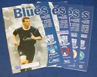 SOUTHEND UNITED HOME PROGRAMMES 2003-2004