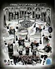 Los Angeles Kings 2014 Stanley Cup Champs Team Composite Photo #2 (Size: Select)