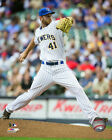 Taylor Jungmann Milwaukee Brewers 2015 MLB Action Photo SE010 (Select Size)