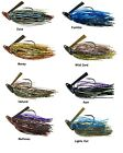 Booyah Bankroll Jig - Assorted Colors and Sizes