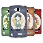 HEAD CASE DESIGNS CHRISTMAS ANGELS HARD BACK CASE FOR LG F60