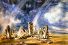 Stonehenge by John Constable (classic landscape print)