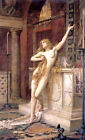 Classic English Greco-Roman art print: Hypatia of Alexandria by Mitchell