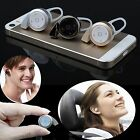 Hot Mini Bluetooth Headset Driving Gym Wireless In-Ear Stereo Headphone Earphone