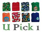 BLANKET SLEEPER FOOTED PAJAMAS BOYS SLEEPWEAR 1 PIECE CHILDREN WINTER FOOTIE