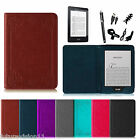 """For All-New Amazon Kindle Paperwhite 6"""" Vintage Leather Case Cover Wake/Sleep"""