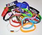 Lucky Dip: Random Pack of Unisex Silicone Wristbands - Wholesale