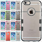 For iPhone 6 6S TUFF PC TPU Fused Case Skin Phone Covers Accessory