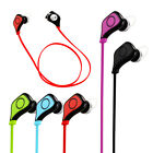 Wireless Bluetooth Stereo Sport Headphone Headset For Phone iPhone Samsung