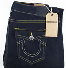TRUE RELIGION Mid Rise Halle w/Flaps Cropped Jeans - Body Rinse $167