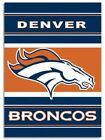 """NFL SPORTS FAN PREMIUM 28""""x40"""" DOUBLE SIDED TEAM BANNER FLAG"""