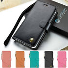 Luxury Leather Magnetic Stand Wallet Case Cover For Apple iPhone 6 6S 7 Plus