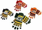 NFL Football Team Logo Stretch Gloves - Pick Your Team