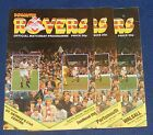 DONCASTER ROVERS HOME PROGRAMMES 1982-1983
