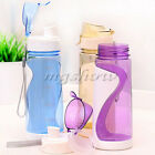 Camping Bike Bicycle 700ml Outdoor Sport PC Plastic Water Bottle Drink Kettle