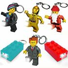 Lego LED Keylight Torch Keyring Keychain - Fantastic Christmas Gifts