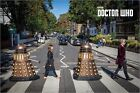 Poster Doctor Who - Abbey Road
