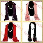 FREE Fashion Sexy Lady's Cotton Necklace Pashmina Scarf Party Gift 5Color Choose