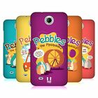 HEAD CASE DESIGNS PEBBLES AND THE PIPSQUEAKS HARD BACK COVER FÜR HTC HANDYS 3