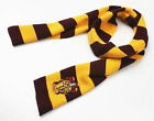 CY Cosplay Harry Potter Scarf Gryffindor Wool Knit Scarves Wrap Soft Warm Costum
