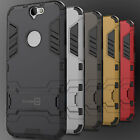 Slim Hybrid Armor Kickstand Protective Phone Cover Case for HTC One A9