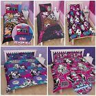 MONSTER HIGH DUVET COVER SETS AVAILABLE IN SINGLE & DOUBLE 100% OFFICIAL