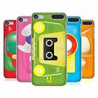 HEAD CASE DESIGNS APARATOS DEL JUGUETE CASO TRASERO PARA APPLE iPOD TOUCH MP3