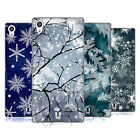 HEAD CASE DESIGNS ESTAMPADOS INVIERNO CASO DE GEL SUAVE PARA SONY TELÉFONOS 2