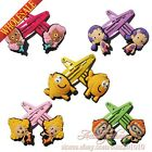 Good Quality 100Pairs Hairpins Bubble Guppies Hair clips,Hairbands,Hair Ropes