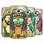 HEAD CASE DESIGNS SUMMER HIPPIES HARD BACK CASE FOR SAMSUNG PHONES 4