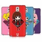 HEAD CASE DESIGNS SASSY GIRLS HARD BACK CASE FOR SAMSUNG PHONES 2