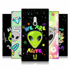 HEAD CASE DESIGNS ALIEN EMOJI HARD BACK CASE FOR NOKIA PHONES 2
