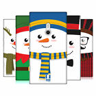 HEAD CASE DESIGNS MR SNOWMAN HARD BACK CASE FOR NOKIA PHONES 2
