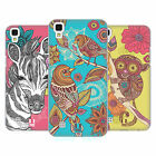 HEAD CASE DESIGNS FANCIFUL INTRICACIES HARD BACK CASE FOR LG PHONES 2