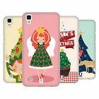 HEAD CASE DESIGNS JOLLY TREES HARD BACK CASE FOR LG PHONES 2