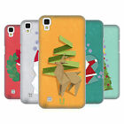 HEAD CASE DESIGNS ORIGAMI XMAS HARD BACK CASE FOR LG PHONES 2