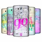 HEAD CASE DESIGNS WANDERLUST STATEMENTS HARD BACK CASE FOR LG PHONES 1