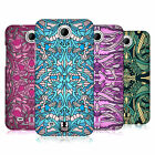 HEAD CASE DESIGNS ABSTRACT ALIEN PATTERNS HARD BACK CASE FOR HTC PHONES 3
