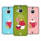 HEAD CASE DESIGNS HOLIDAY TREATS HARD BACK CASE FOR HTC PHONES 2