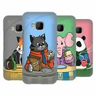 HEAD CASE DESIGNS ANIMALS BREAKTIME HARD BACK CASE FOR HTC PHONES 1