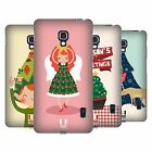 HEAD CASE DESIGNS JOLLY TREES HARD BACK CASE FOR LG PHONES 3