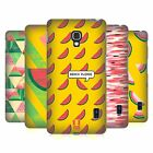 HEAD CASE DESIGNS WATERMELON PRINTS HARD BACK CASE FOR LG PHONES 3