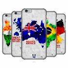 HEAD CASE DESIGNS GEOMETRIC MAPS HARD BACK CASE FOR APPLE iPHONE PHONES