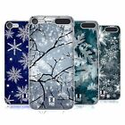 HEAD CASE DESIGNS WINTER PRINTS HARD BACK CASE FOR APPLE iPOD TOUCH MP3