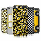 HEAD CASE DESIGNS YELLOW CAB HARD BACK CASE FOR APPLE iPOD TOUCH MP3