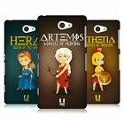 HEAD CASE DESIGNS MINI GREEK GODDESSES HARD BACK CASE FOR SONY PHONES 4