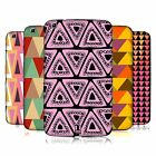 HEAD CASE DESIGNS TRIANGLES HARD BACK CASE FOR SAMSUNG TABLETS 2