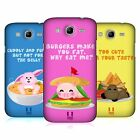 HEAD CASE DESIGNS ANIMAL GOURMET HARD BACK CASE FOR SAMSUNG PHONES 6