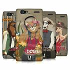 HEAD CASE DESIGNS FASHION ANIMALS HARD BACK CASE FOR MOTOROLA PHONES 2