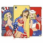 HEAD CASE DESIGNS AMERICA'S SWEETHEART USA HARD BACK CASE FOR SONY PHONES 2